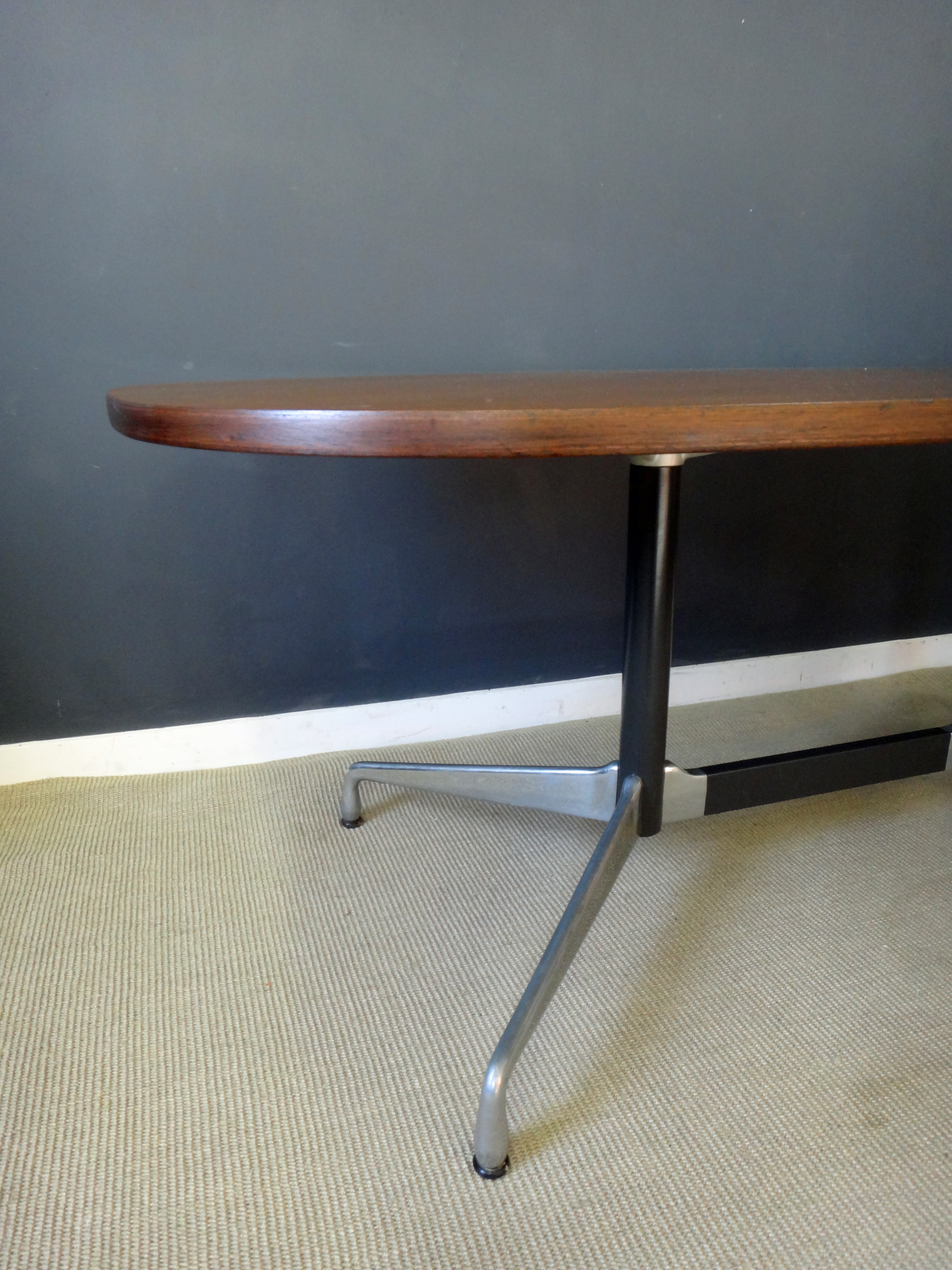 Eames for Herman Miller Large Oval Table
