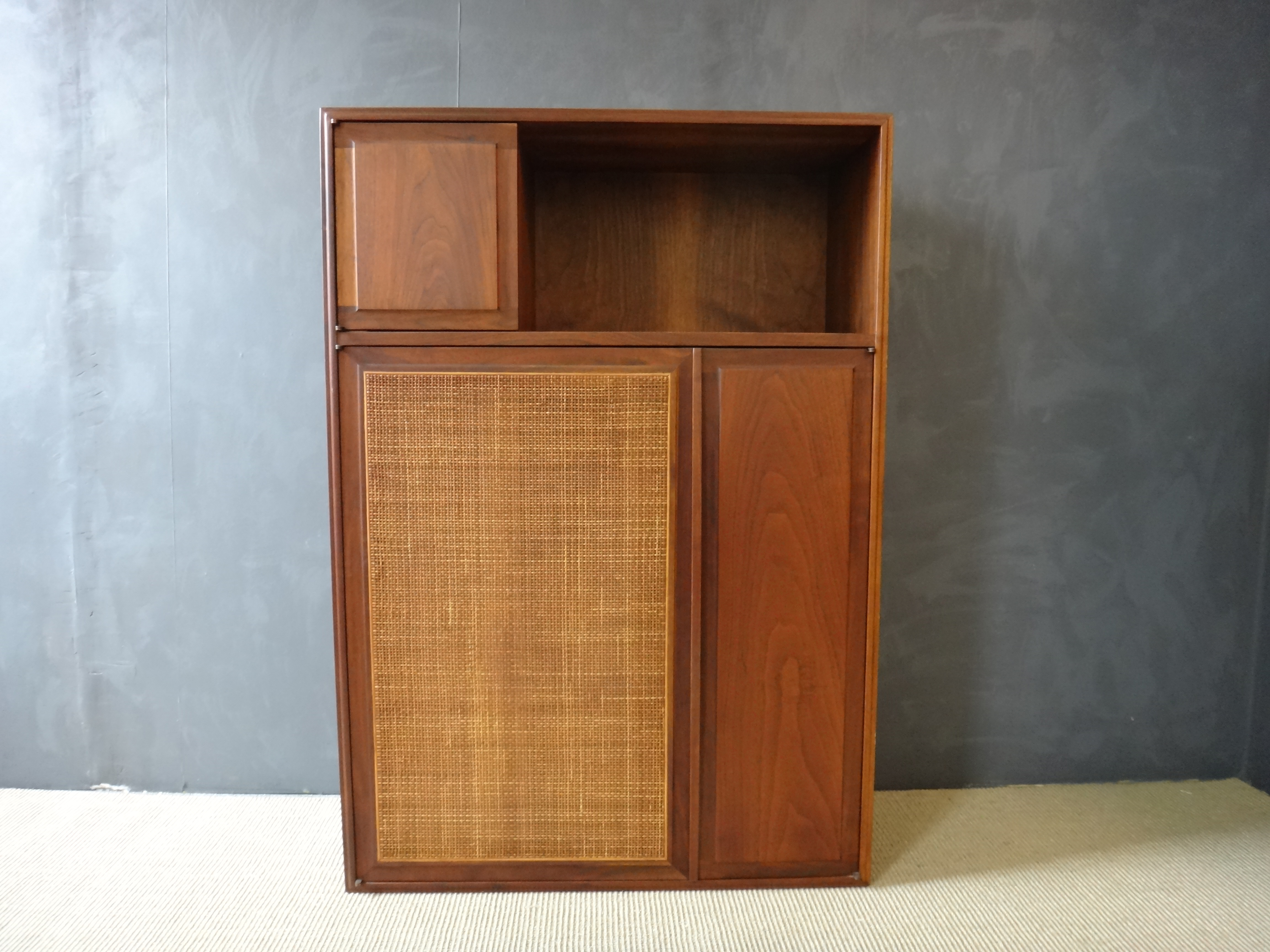 Founders Walnut Wall Unit
