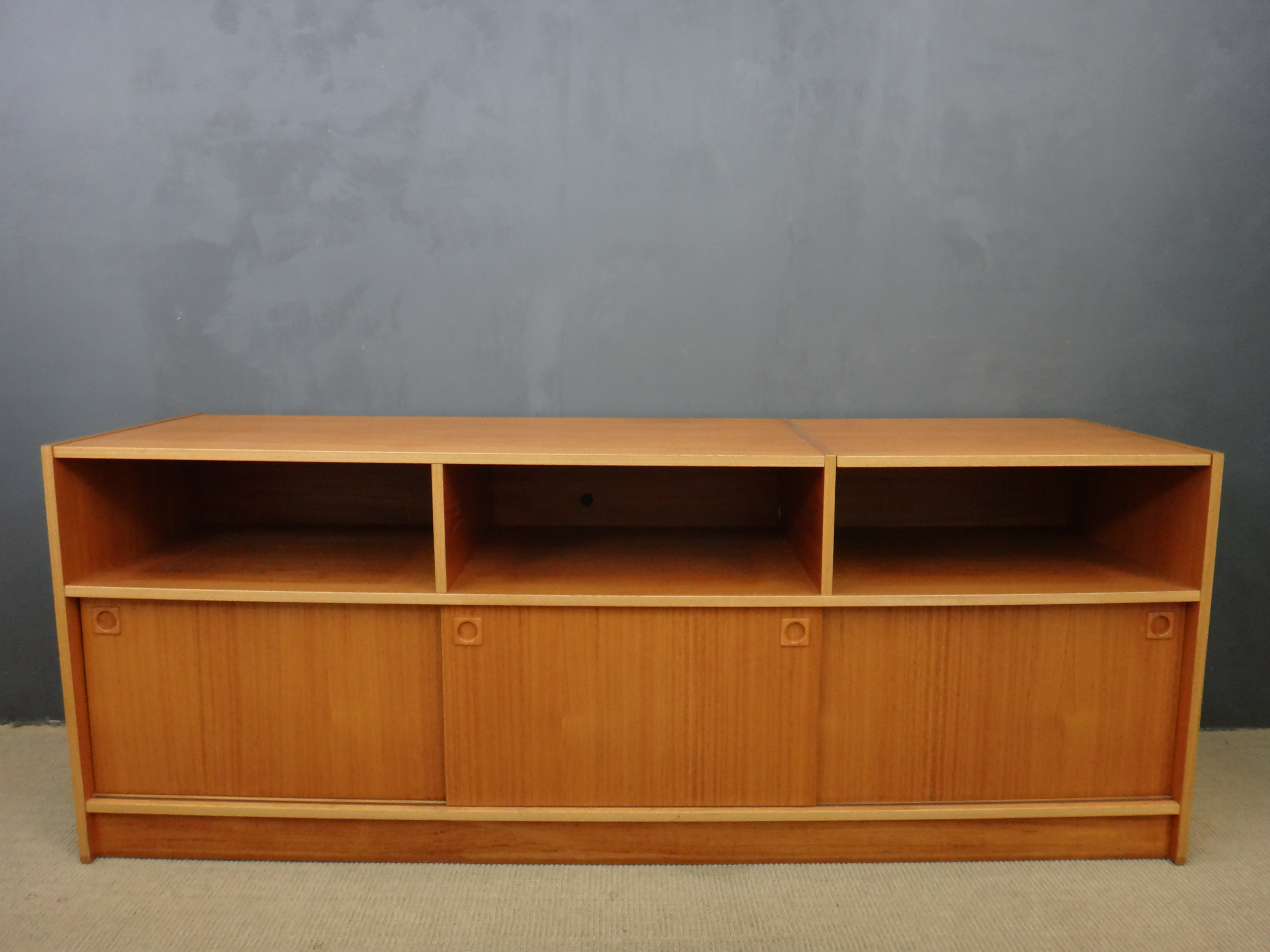 Delicieux Danish Modern Stereo Cabinet Danish Modern Stereo Cabinet ...