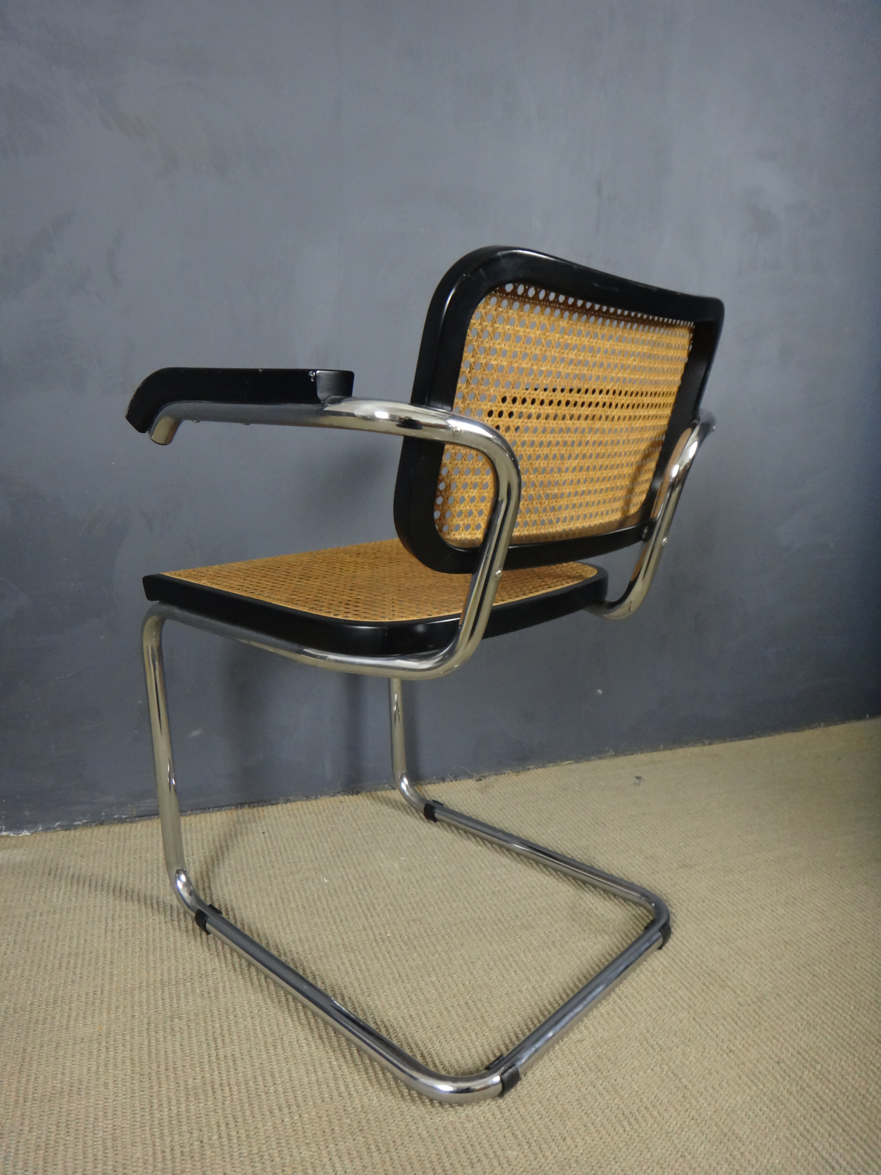 Breuer Style Italian Dining Chairs