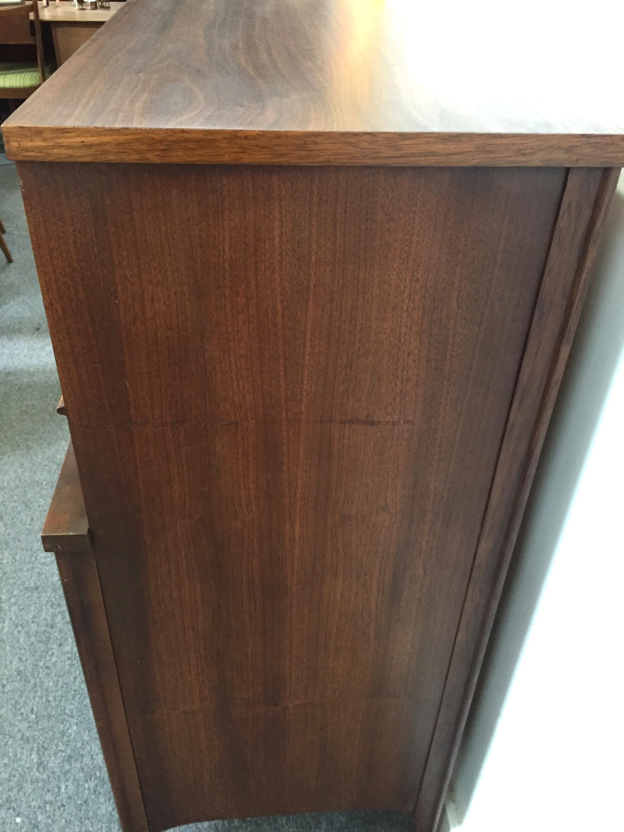 Kent Coffey Highboy Bureau