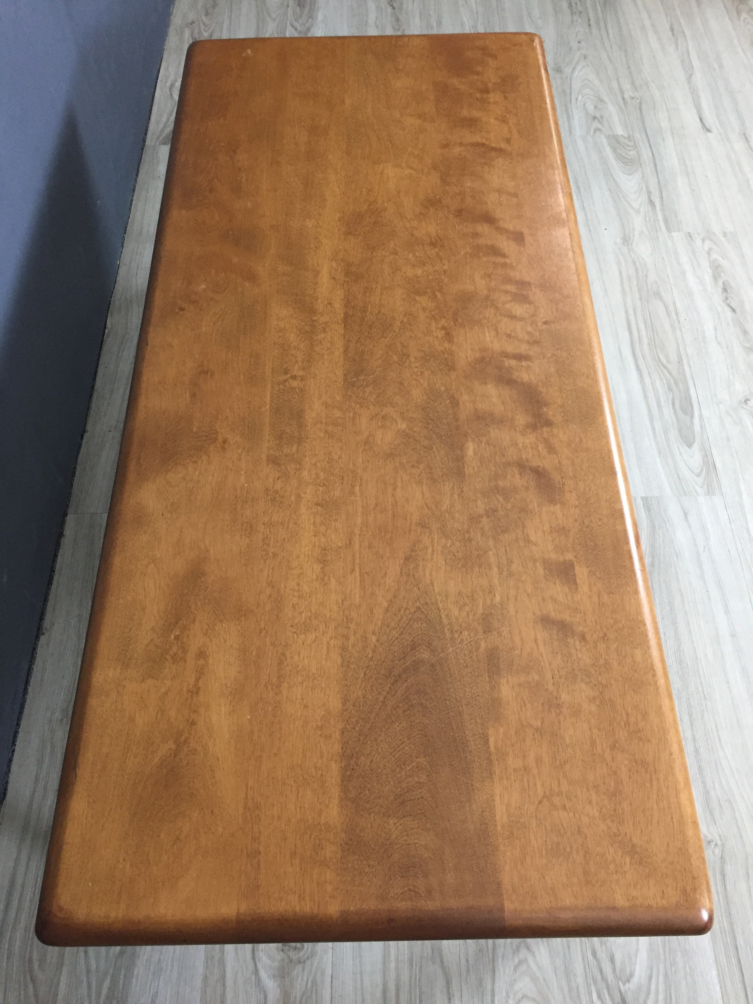 Heywood Wakefield Maple Coffee Table
