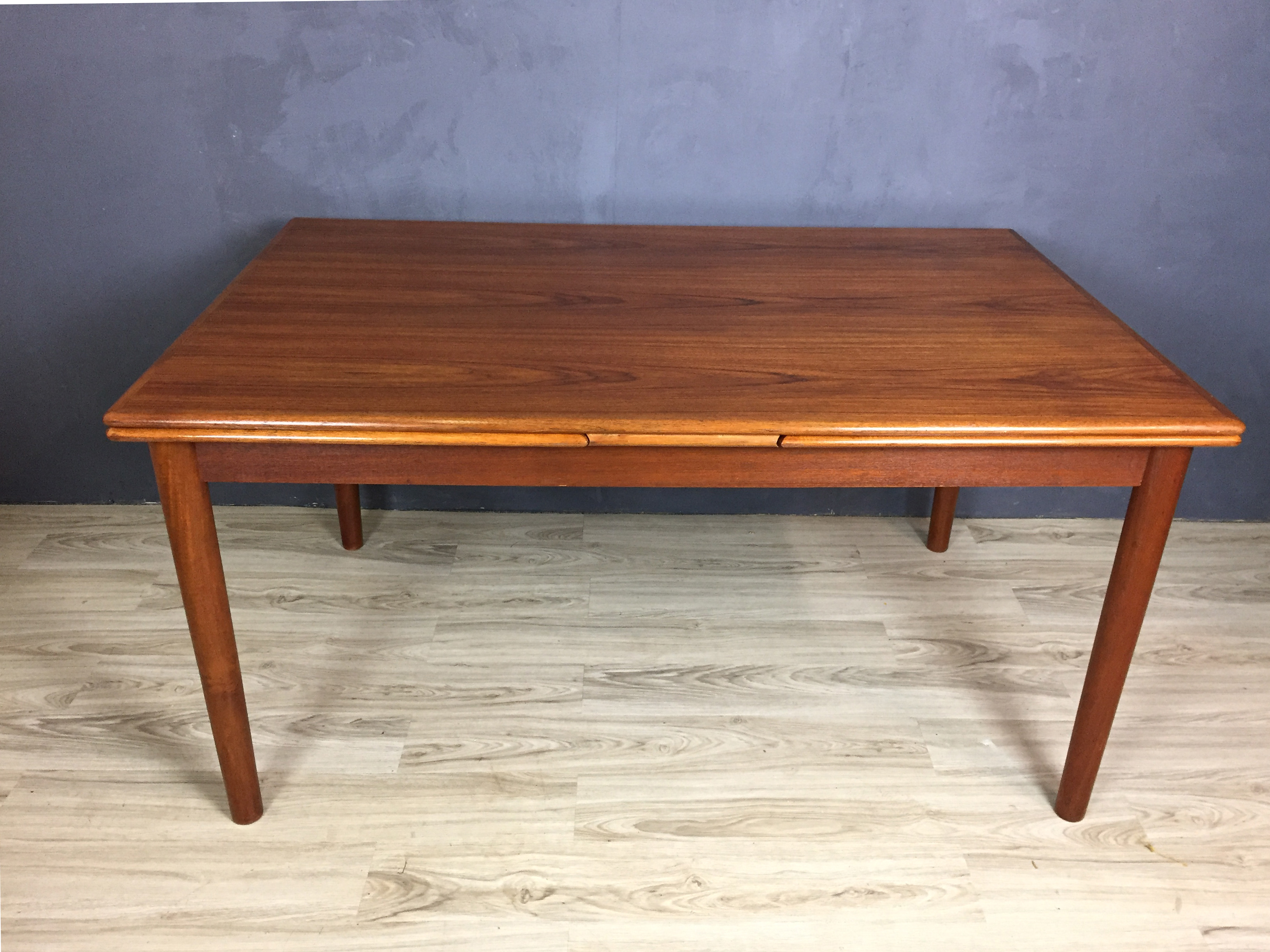 Ansager Mobler Danish Modern Teak Dining Table