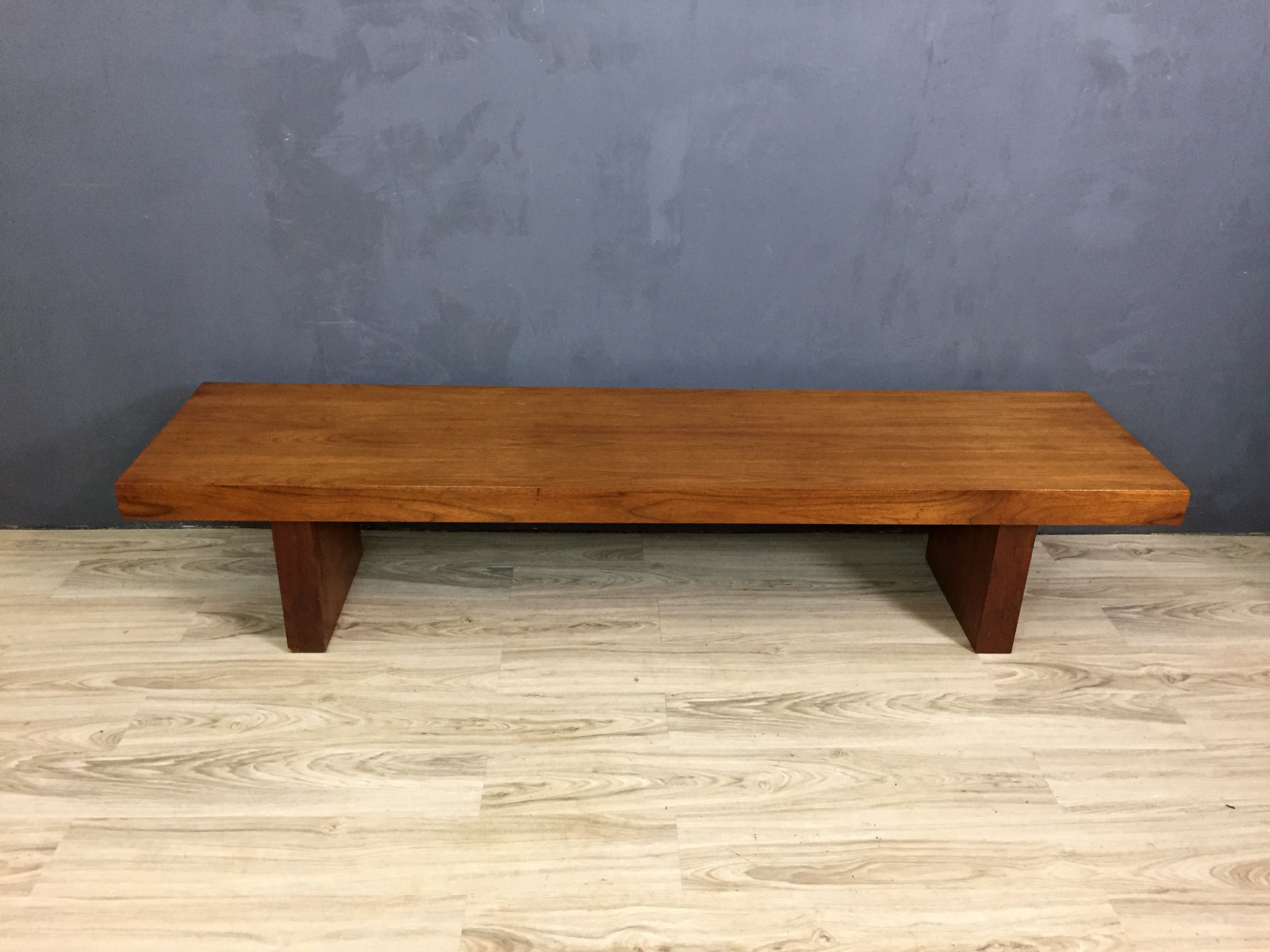 Walnut Coffee Table or Bench