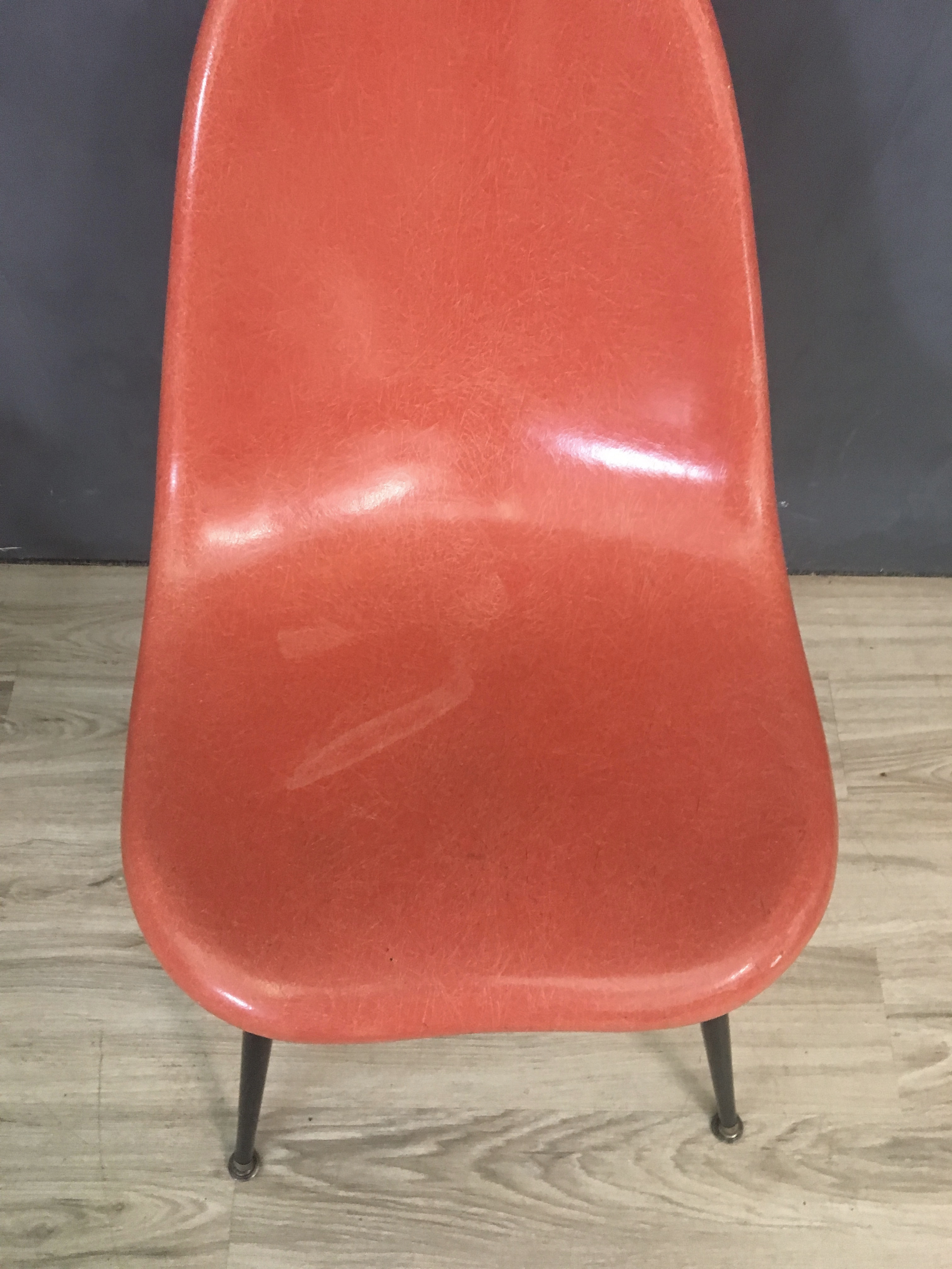 Fiberglass Shell Chairs