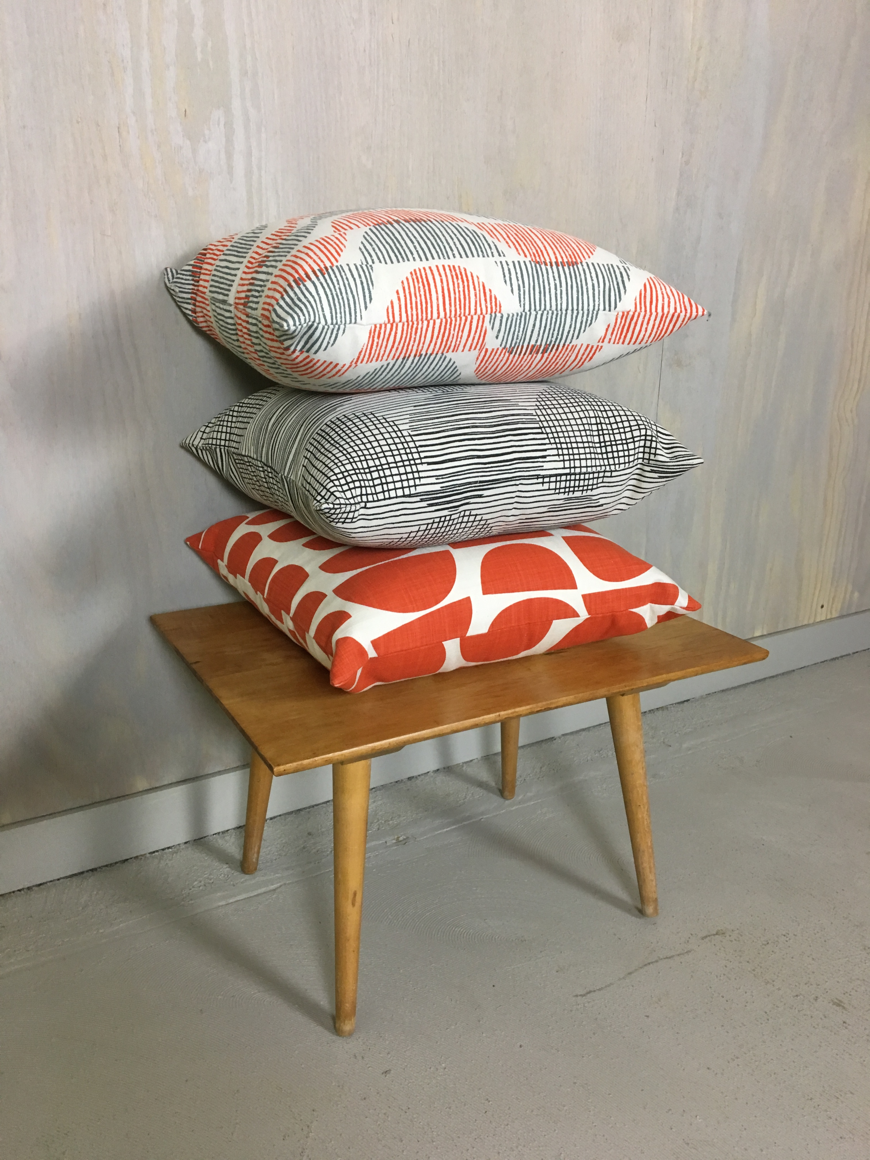 Skinny LaMinx Pillows and Tea Towels