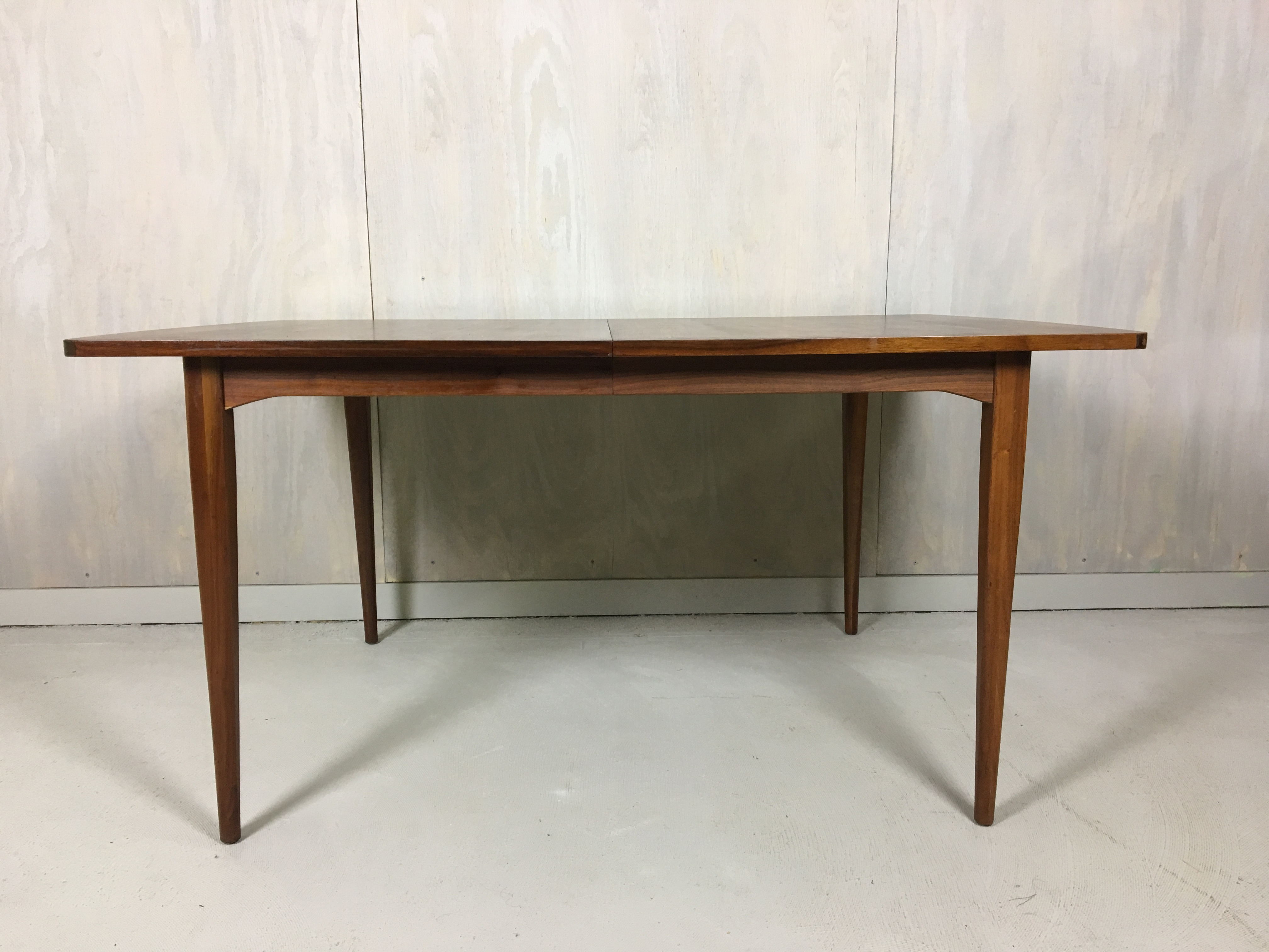 Drexel Declaration Walnut Dining Table
