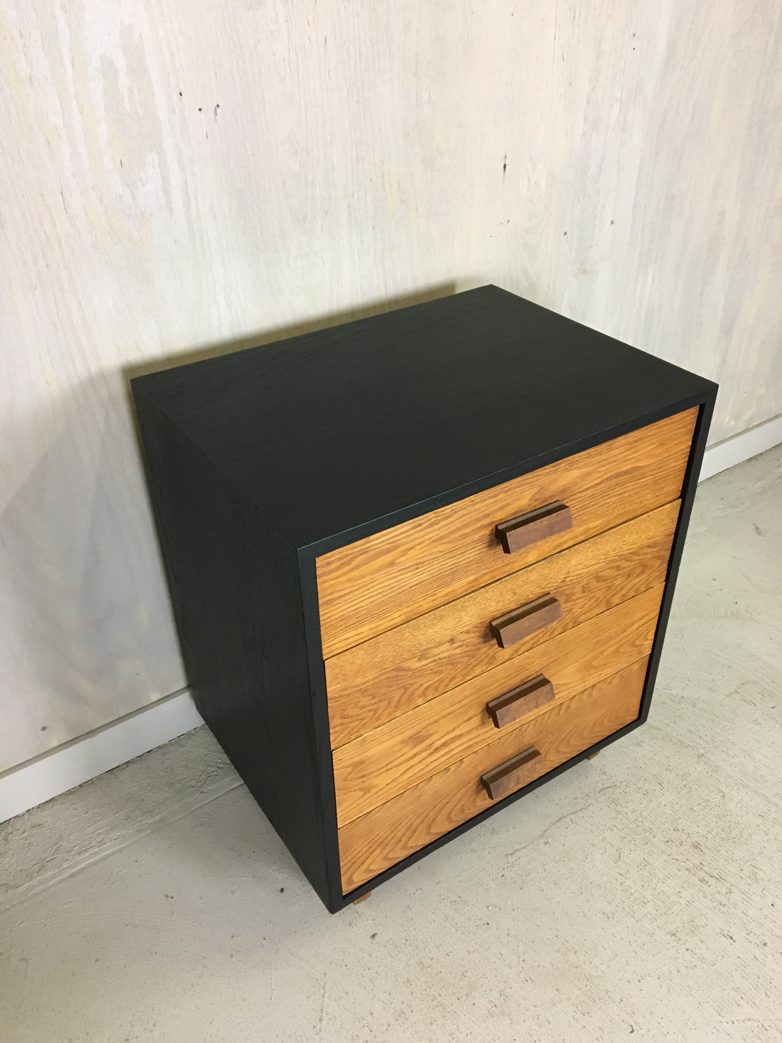 Custom Designed Mid Century Chest of Drawers