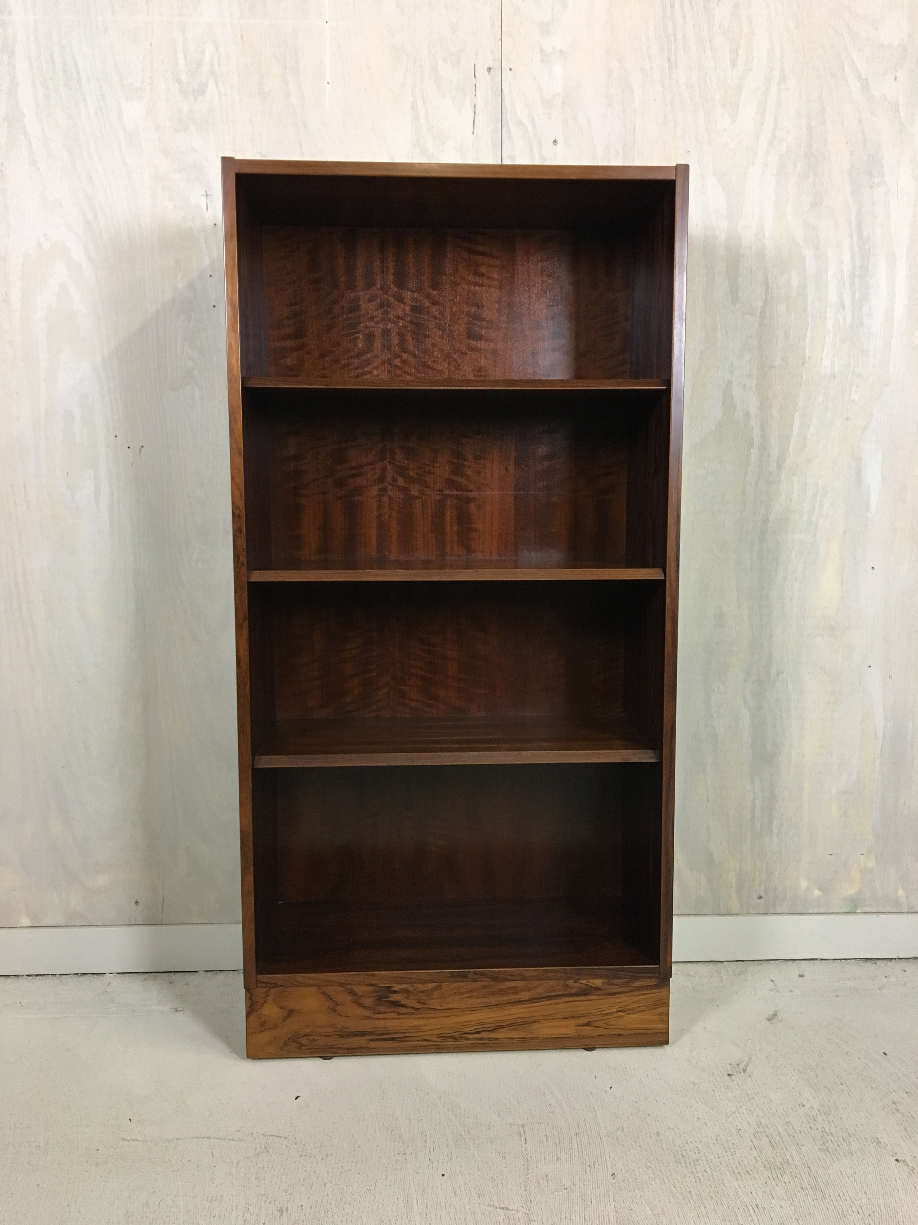 SALE - Danish Rosewood Bookcase by Poul Hundevad