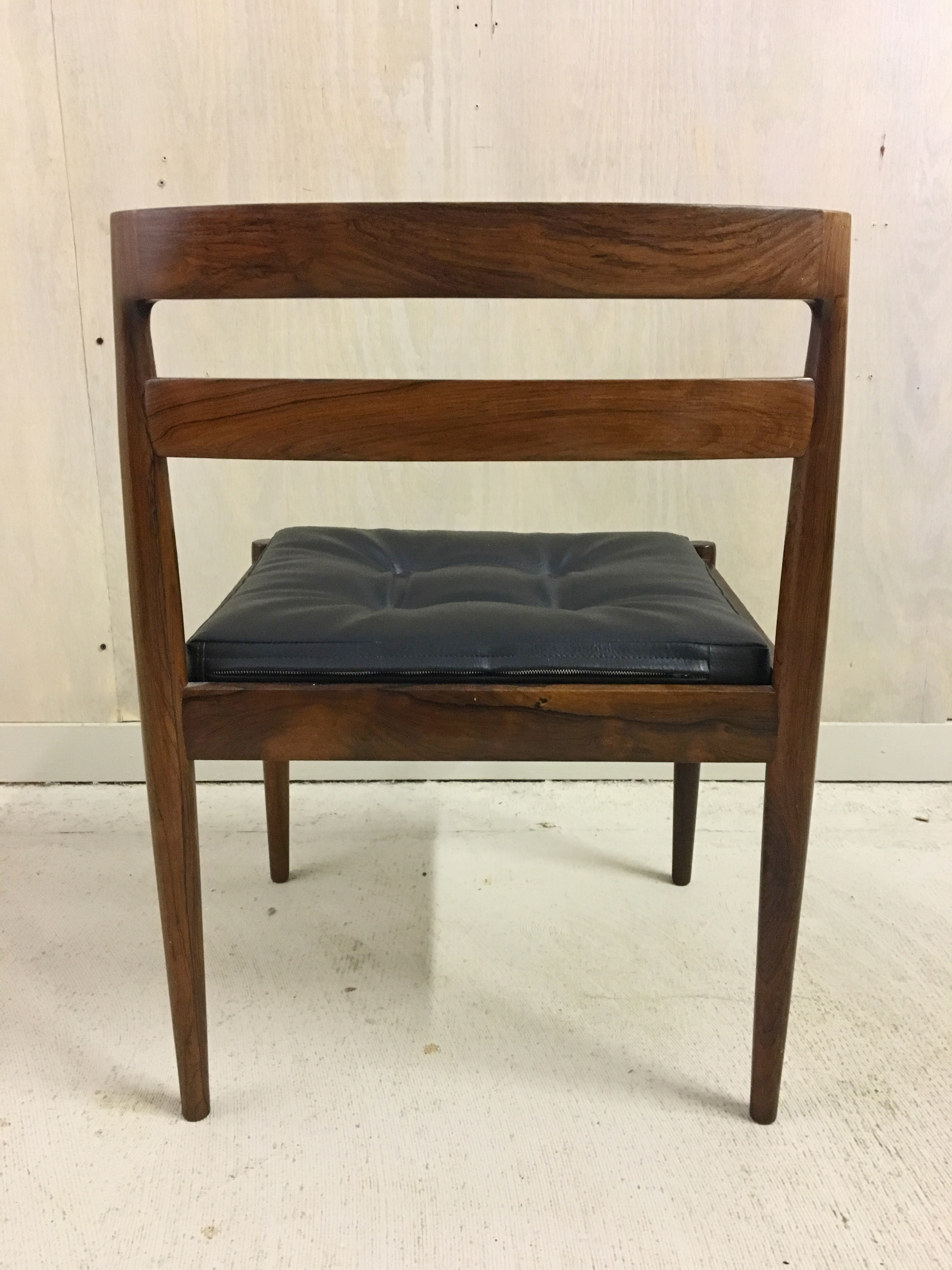 SALE - Kai Kristiansen Model 301 Rosewood Chair for Magnus Olesen