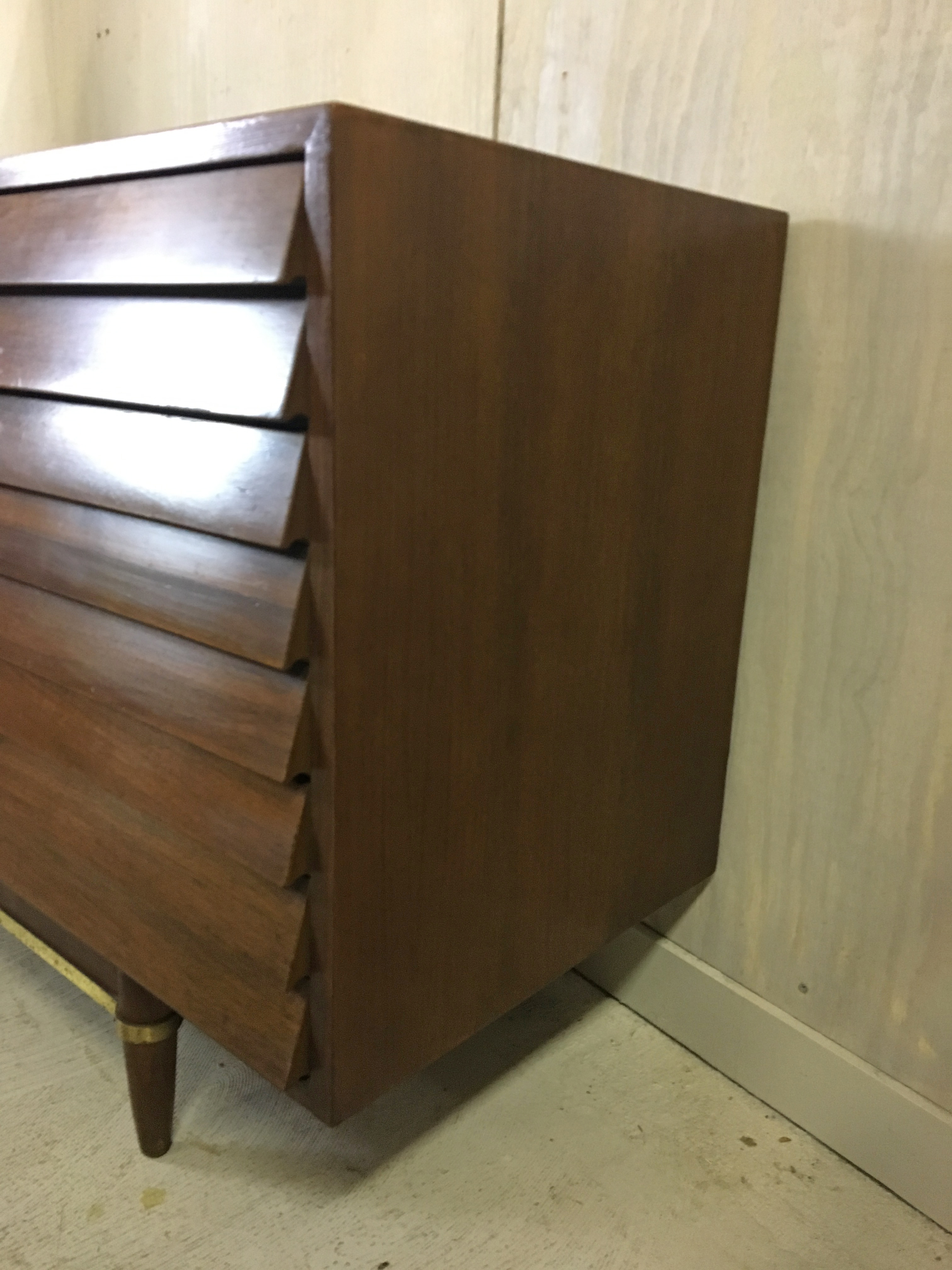 SALE - Dania Lowboy Dresser for American of Martinsville by Merton Gershun
