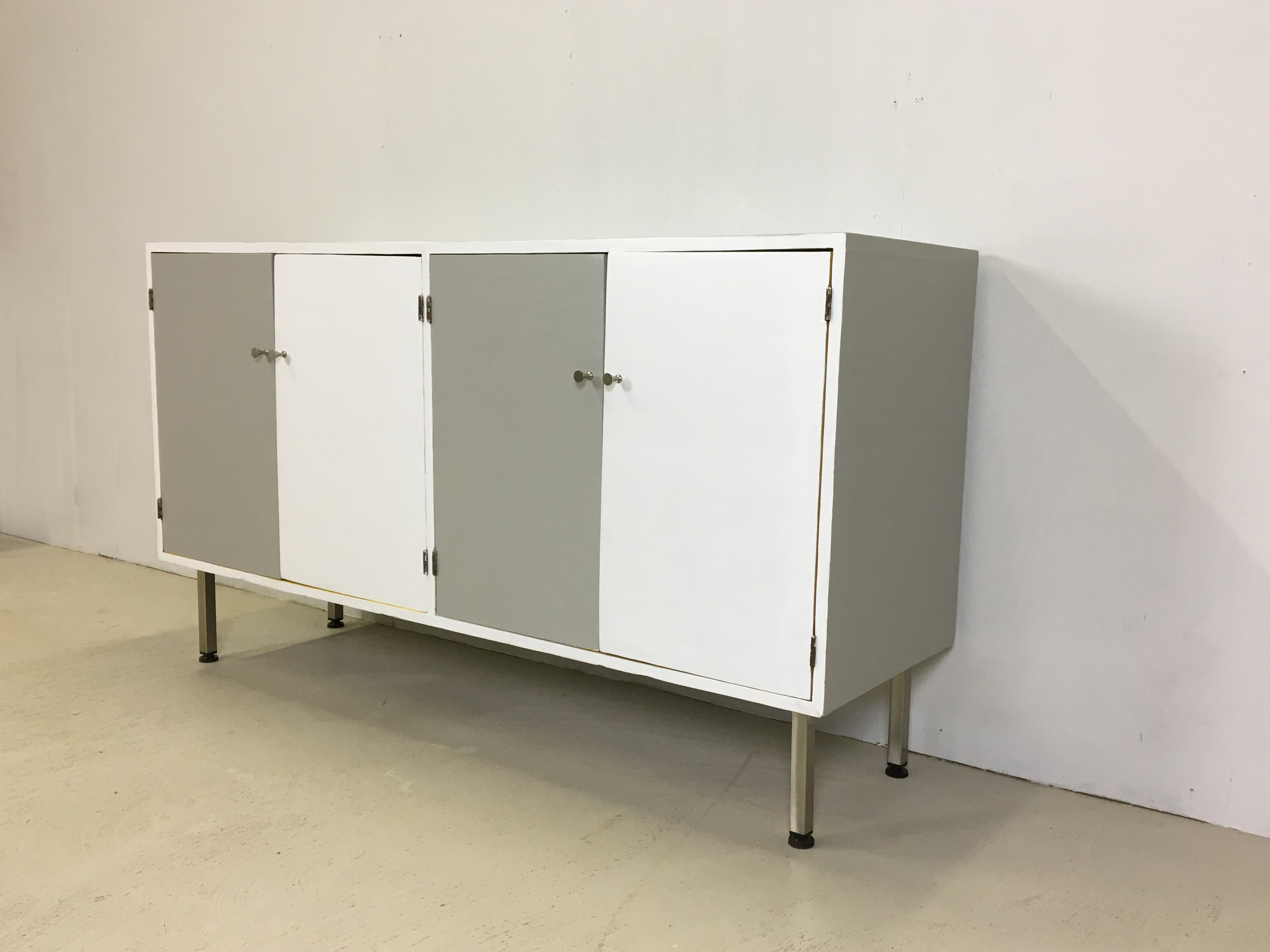 25% OFF - Painted Credenza