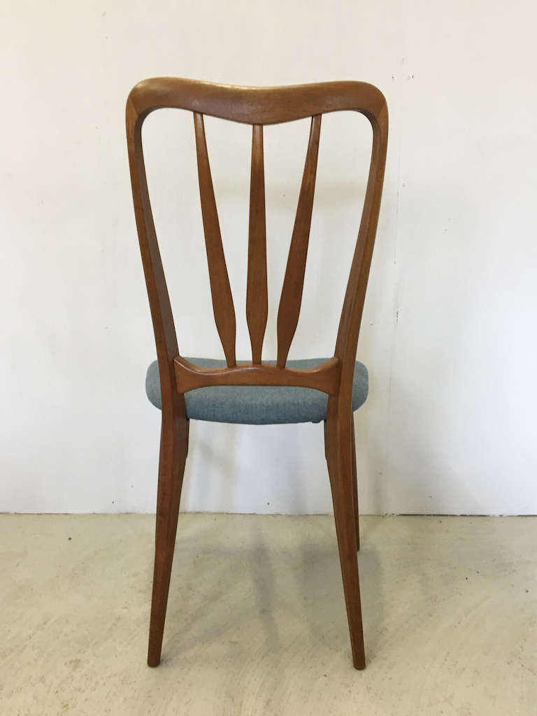 Set of Danish Modern Teak