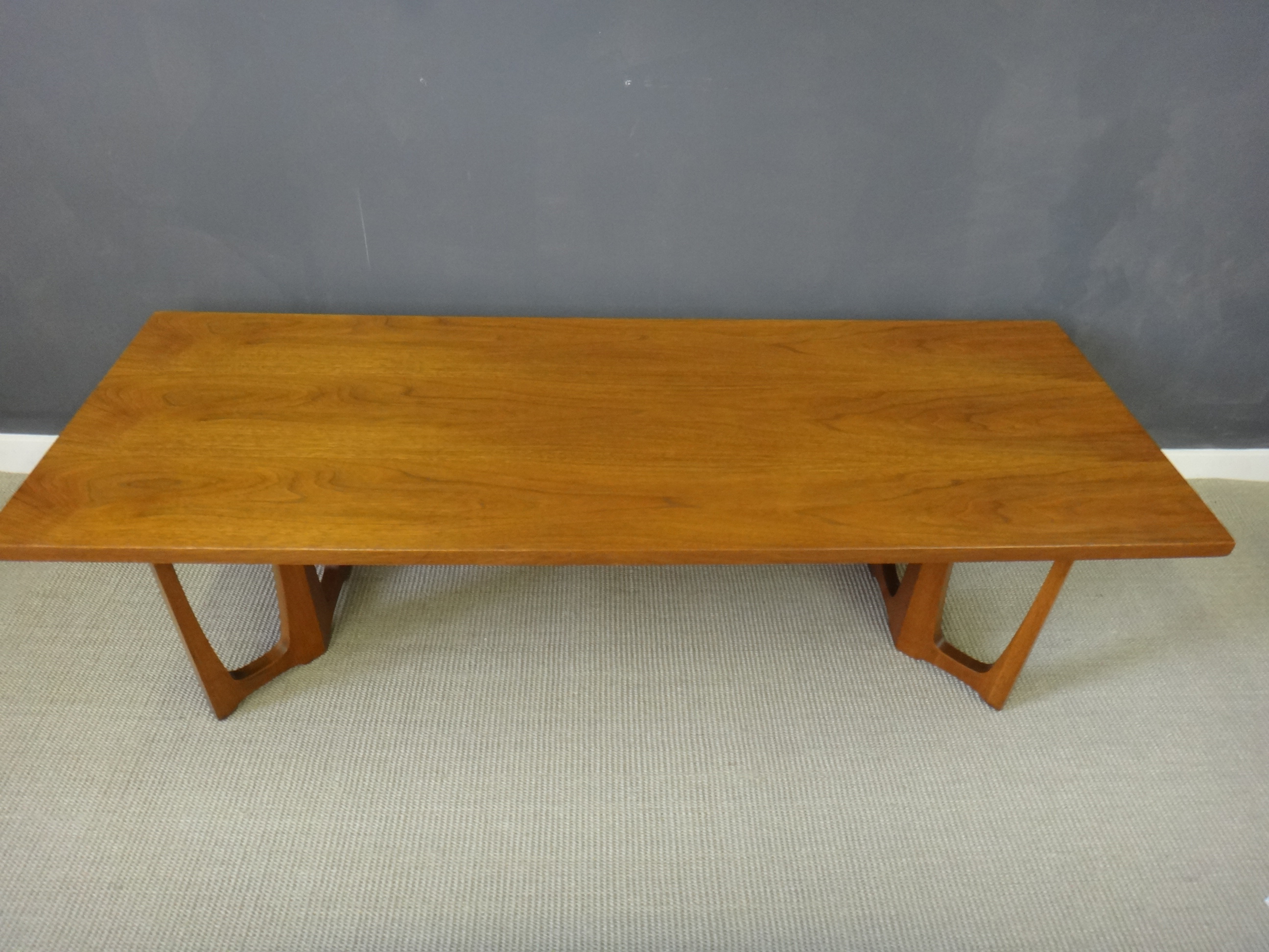 Broyhill Brasilia Mid Century Coffee Table