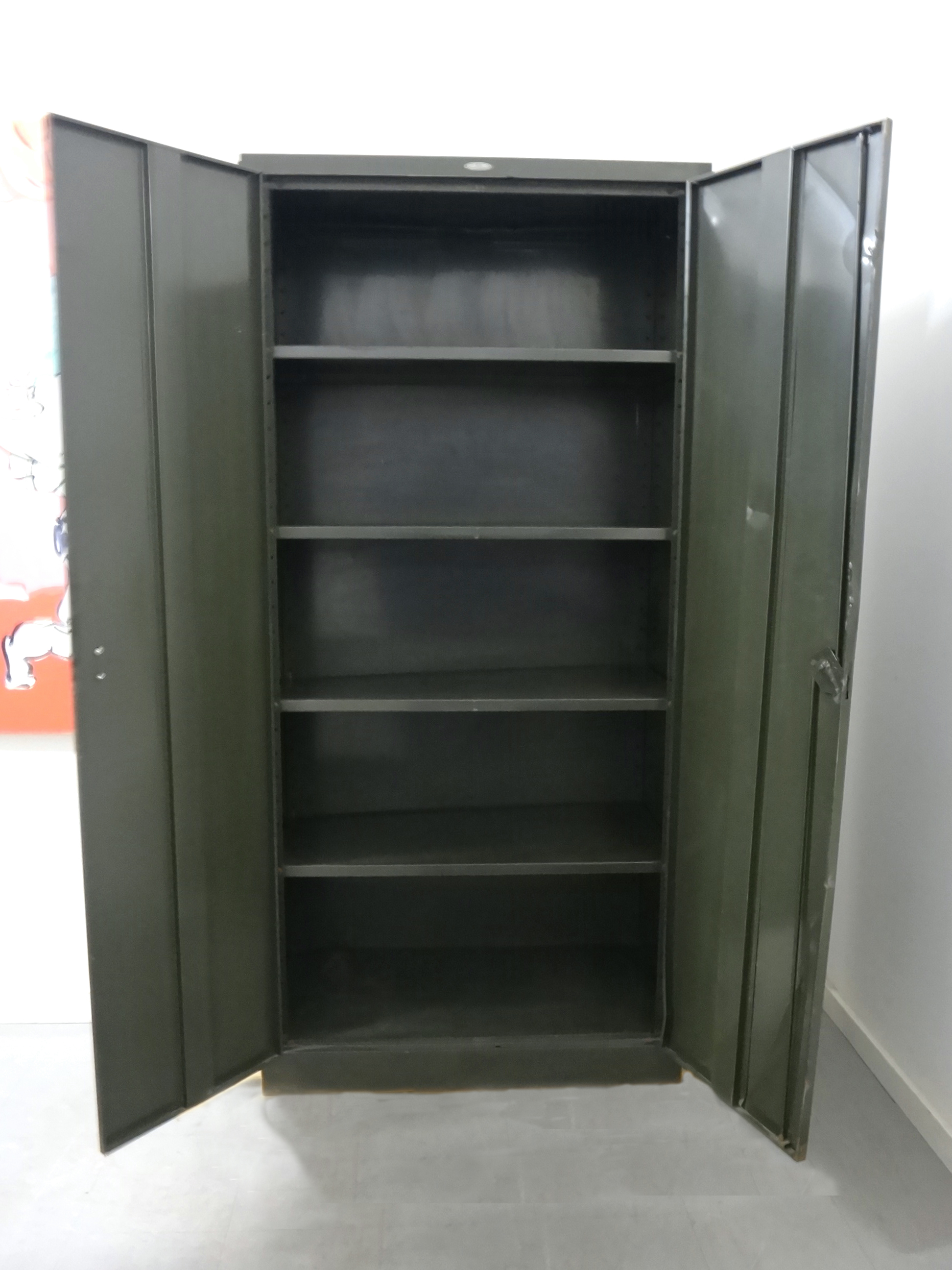 Super-sized Industrial Locker