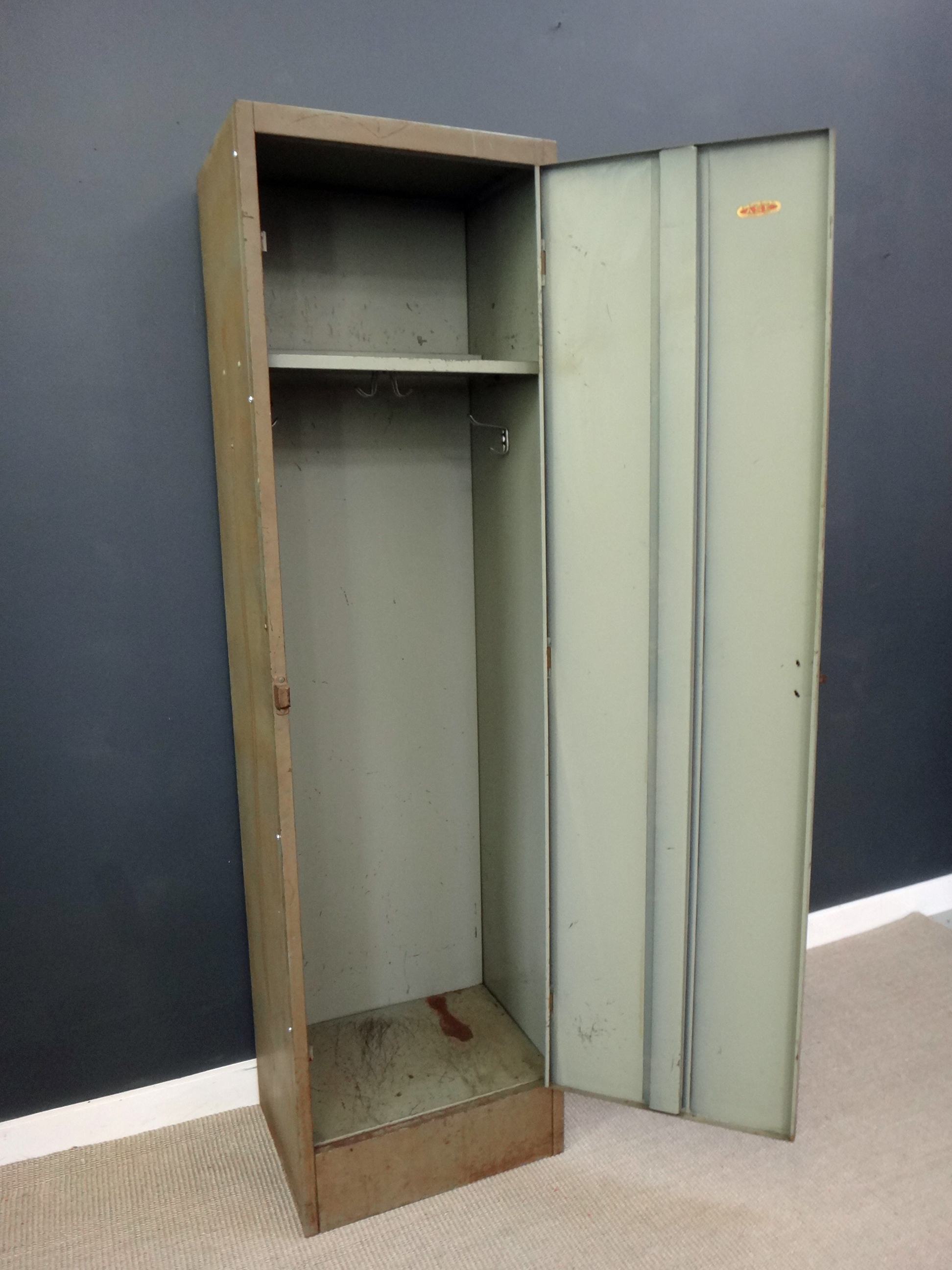 Industrial Metal Locker