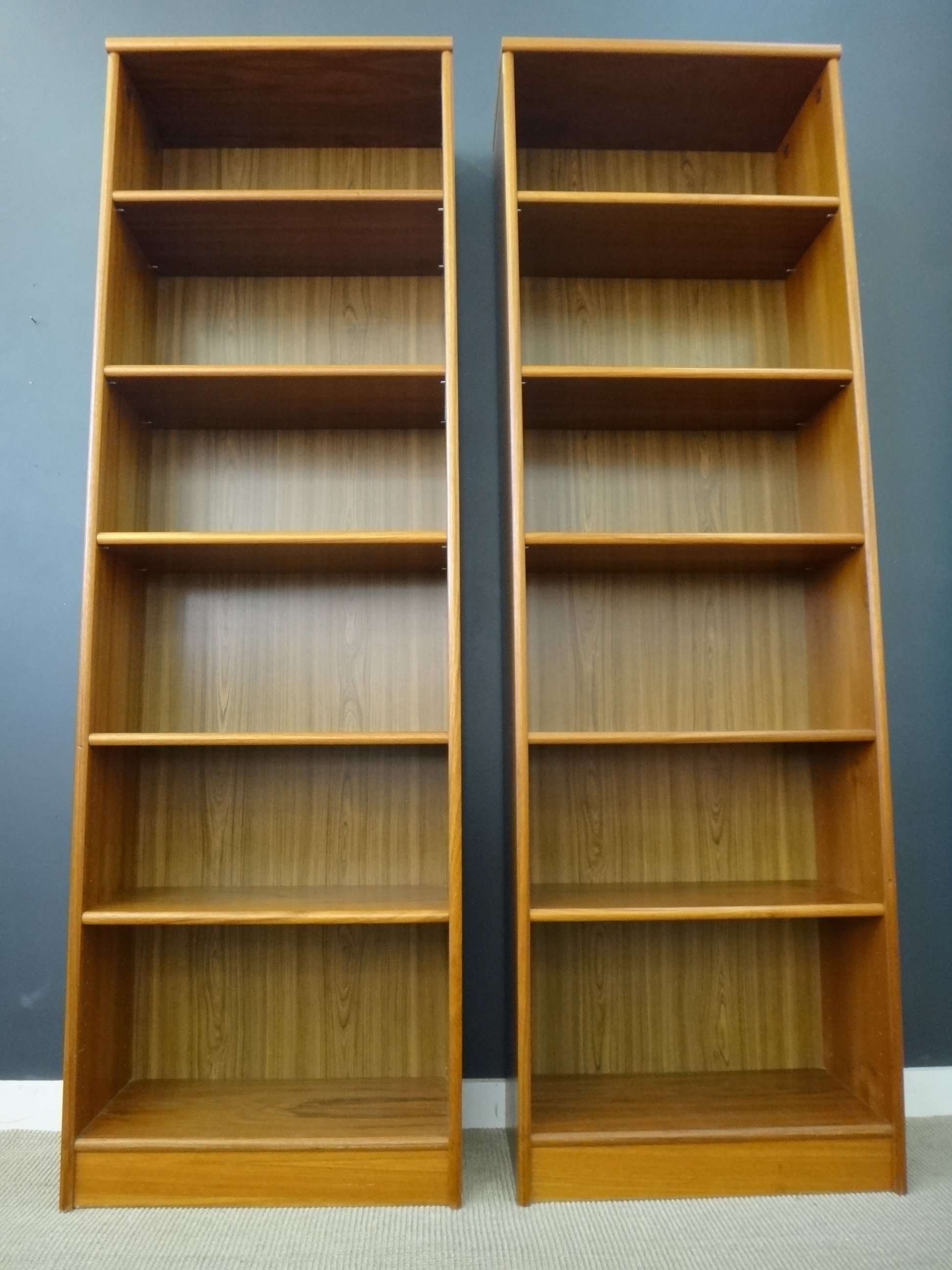 Danish Modern Shelf Units
