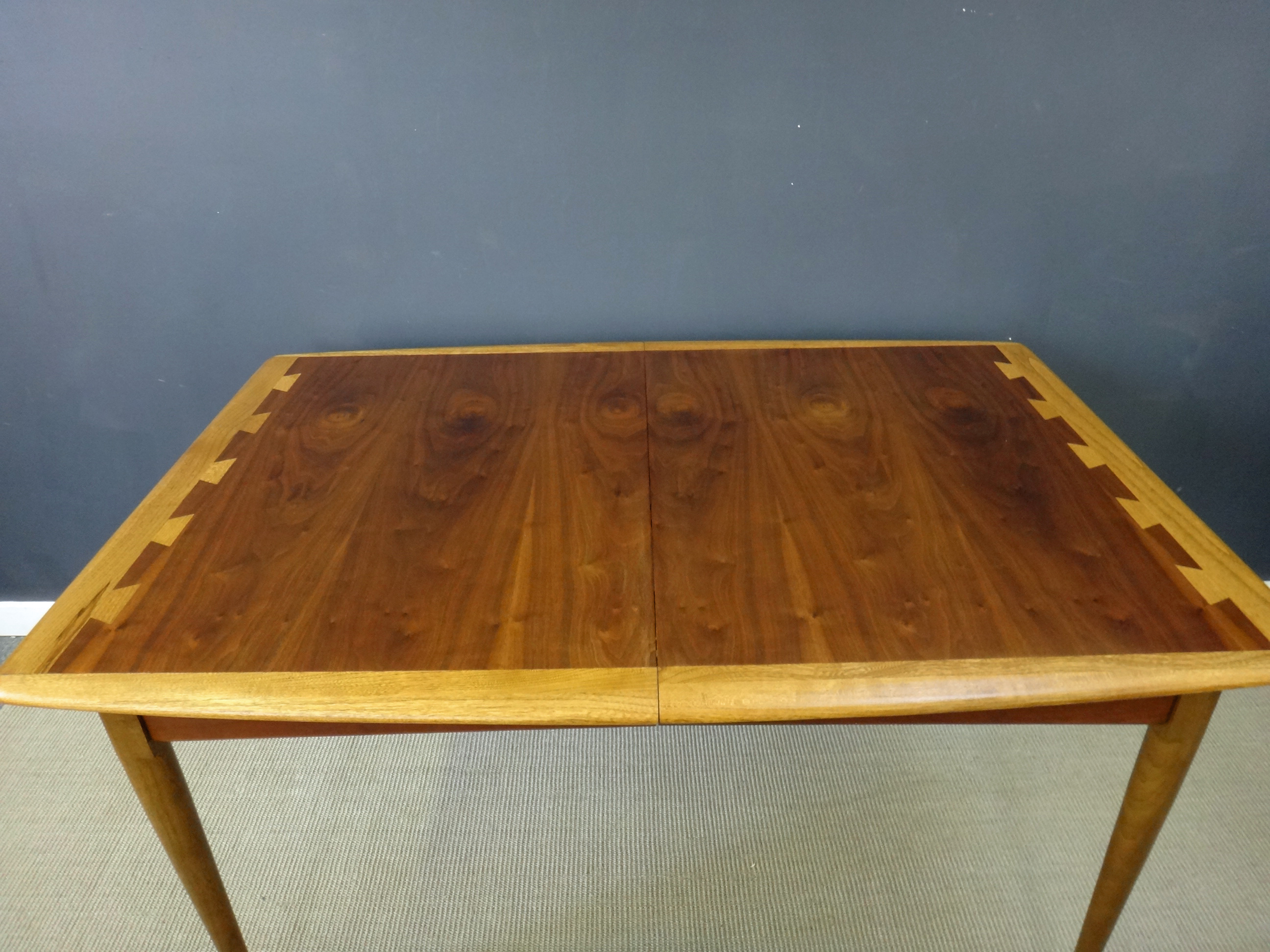 Mid Century Lane Dining Table Retrocraft Design collection