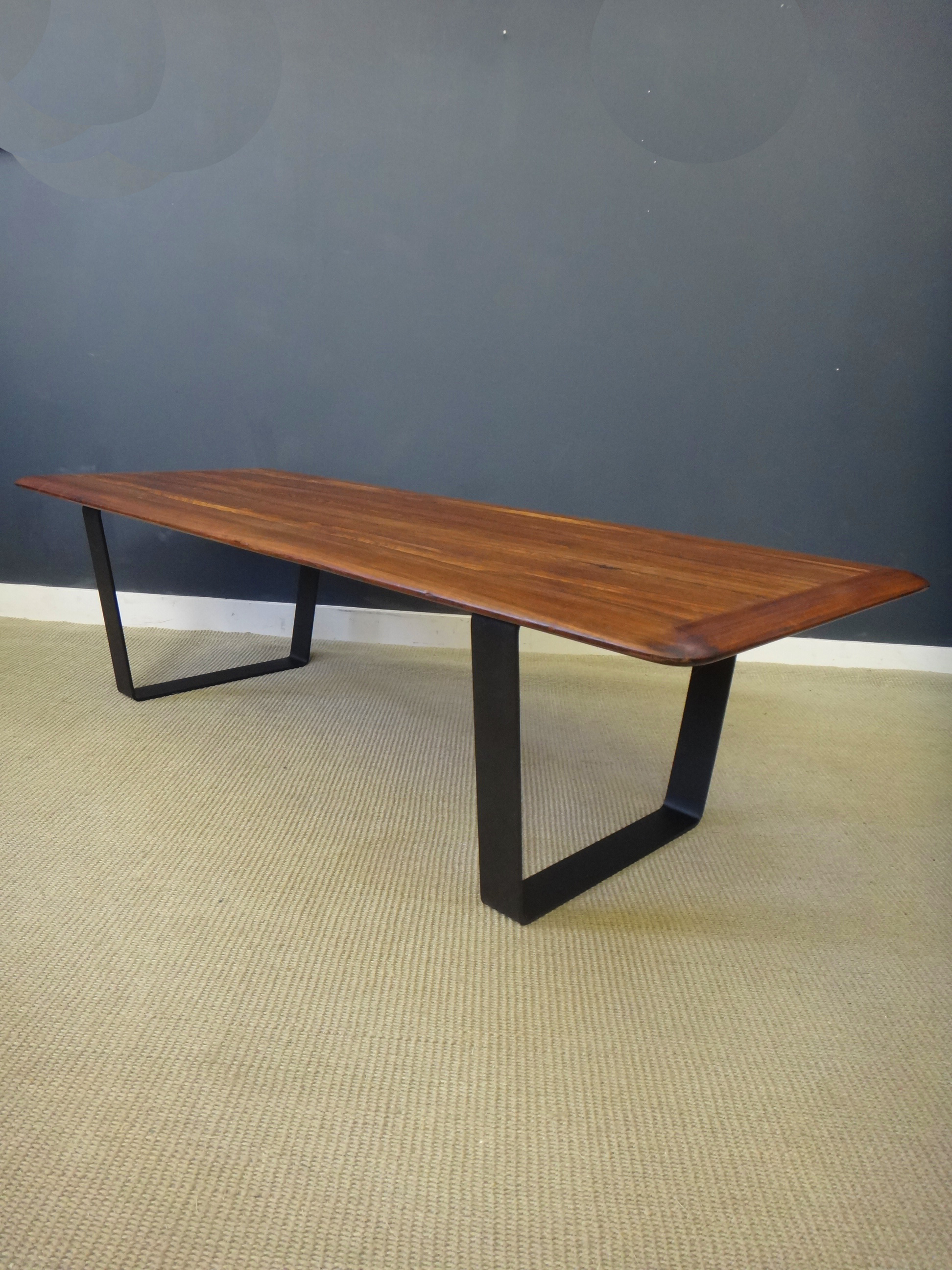 L.Pontoppidan Rosewood Coffee Table or Bench