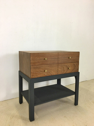 Mid Century Albert Accent TableNighstand