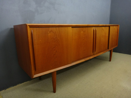 additional images for Arne Vodder Bow Front Credenza for H.P. Hansen