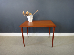 SALE  Danish Modern Teak Side Table