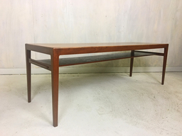 SALE  Danish Modern Teak Coffee Table by Ludvig Pontopiddian