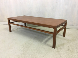 Danish Modern Teak Coffee Table for Illums Bolighus of Denmark