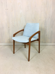 Danish Modern Chair by Kai Kristiansen