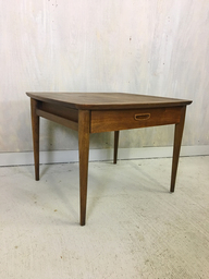 Lane Walnut Accent Table