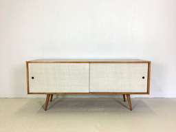 Paul McCobb Sliding Door Credenza