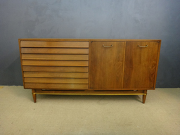 additional images for Merton Gershun Walnut Credenza