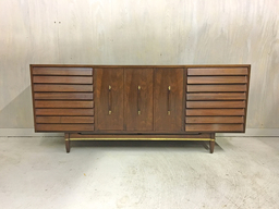 Dania Lowboy Dresser for American of Martinsville by Merton Gershun