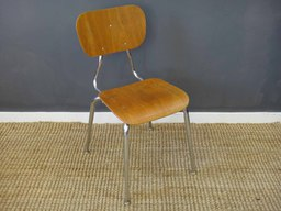 Mid Century Bent Plywood Chair