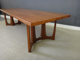 additional images for Broyhill Brasilia Mid Century Coffee Table