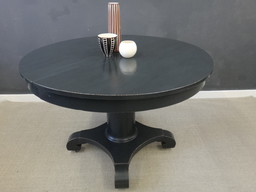 Antique Pedestal Table