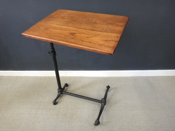 Antique Laptop Table