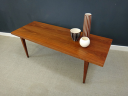 Mid Century Walnut Coffee Table
