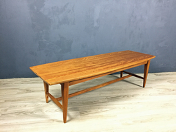 SALE  Mid Century Surfboard Coffee Table
