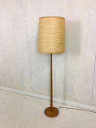Danish Modern Teak Floor Lamp