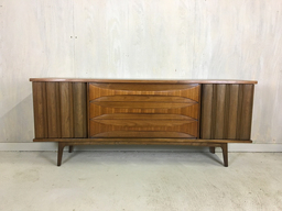 SALE  Walnut Lowboy Bureau by Young Manufacturing