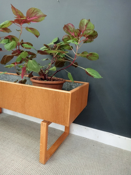 additional images for Danish Modern Teak Planter