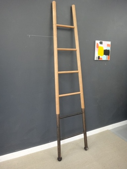 additional images for Handcrafted Display Ladder