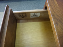 additional images for Mid Century Conant Ball Credenza/Bureau