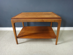 additional images for Mid Century Lane End Table with Shelf
