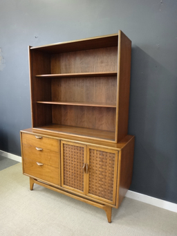 additional images for Lane Perception Credenza with Shelf Unit