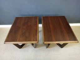 additional images for Pair of Adrian Pearsall Side Tables