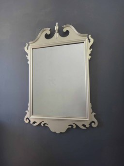 additional images for Vintage Painted Mirror