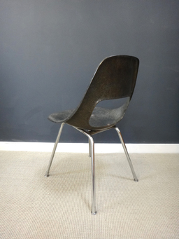 additional images for Pair Sturgis Fiberglass Chairs