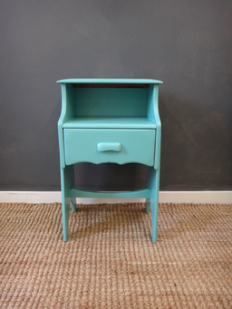 additional images for Vintage Painted End Table